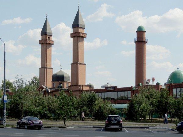 """Мечеть """"Ярдям""""."""