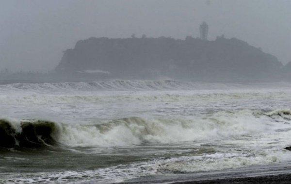 НаЯпонию обрушились два тайфуна: эвакуированы неменее 1 млн человек