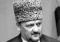 В Чечне отмечают 65-ю годовщину со дня рождения Ахмата Кадырова