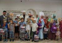 Муфтий РТ  встретился со школьниками в преддверии Дня знаний