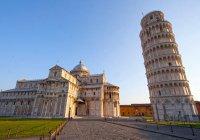 Возле Пизанской башни будет построена мечеть