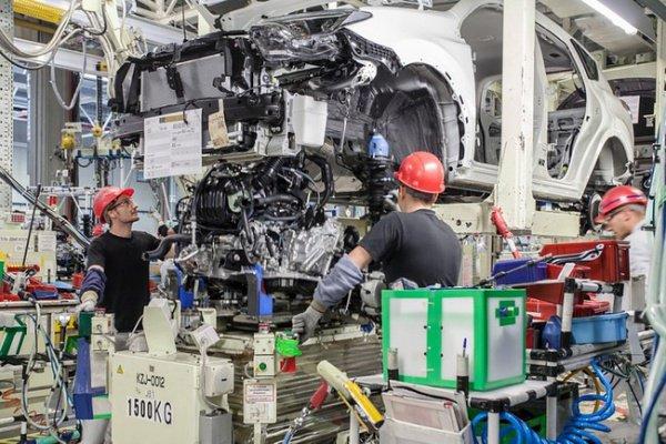 Налажено производство Тойота RAV4 вРФ