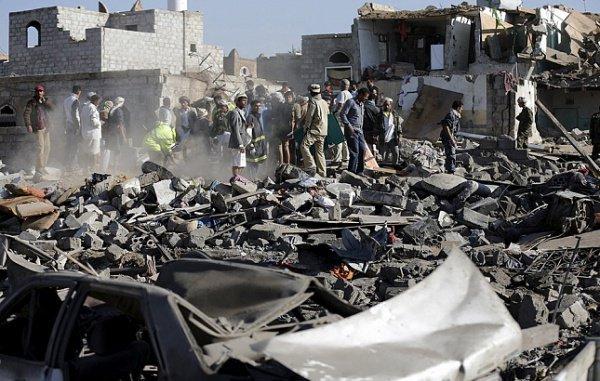 Военный конфликт в Йемене продолжается с 2014 года.