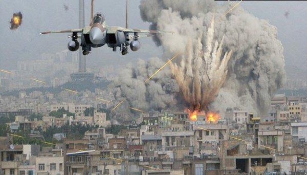 Пентагон признал, что авиаудар поРакке мог привести к смерти мирных жителей