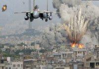 США признались в убийстве мирных жителей в Сирии