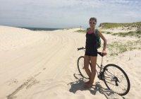 Мусульманка из Башкирии покорила США на велосипеде (Фото)