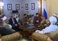 Рамзан Кадыров встретился с верховным имамом Египта