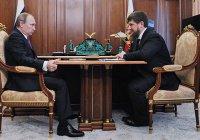 Путин и Кадыров договорились провести тренировку по дзюдо