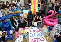 Скандал вокруг буркини докатился до Германии