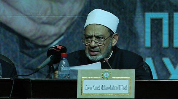 Шейхуль-Азхар Ахмад Мухаммад аль-Таййиб