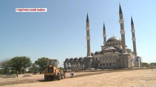 Новая мечеть.