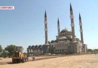 Новая мечеть открылась в Чечне