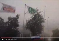 Ужасный ураган разразился в Чечне. Есть жертвы