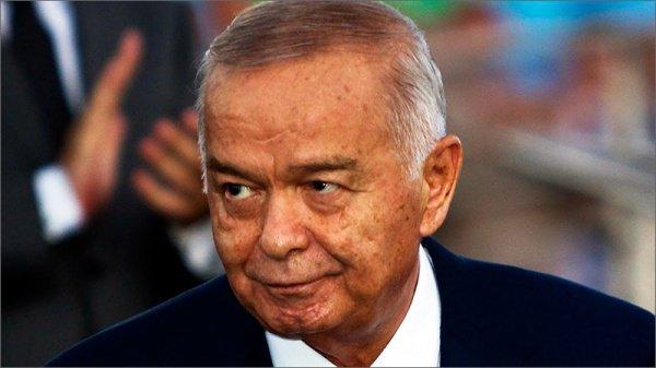 Скончался президент Узбекистана Ислам Каримов