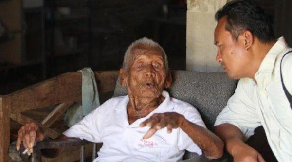 ВИндонезии отыскали старейшего жителя Земли ввозрасте 145 лет