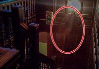 Привидение в английском отеле (ФОТО)