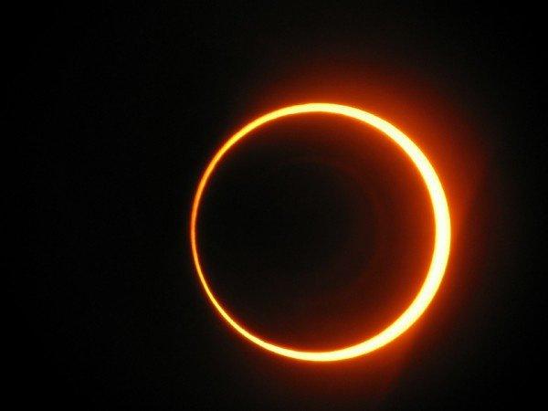 Последнее втекущем году солнечное затмение можно увидеть 1сентября