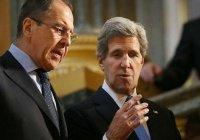 Керри и Лавров обсудили сирийский вопрос