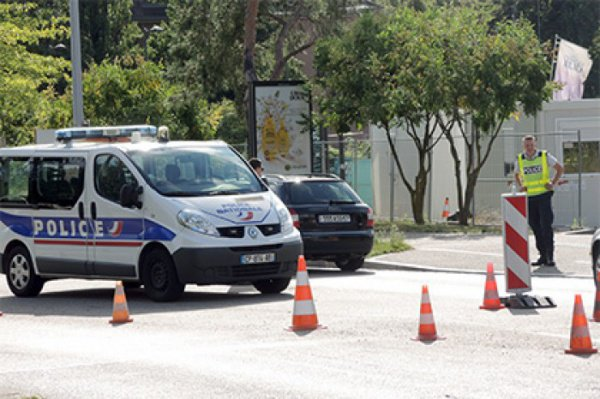 Две школы эвакуировали воФранции из-за заминирования