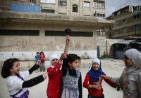 В школах Сирии - бум интереса к изучению русского языка (Видео)