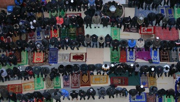 Практически 40 площадок выделено для молитвы вКурбан-байрам в столице России иПодмосковье