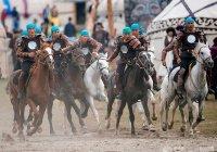 В Киргизии стартовали «Игры кочевников» (Фото)