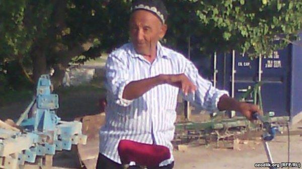 Хусан Ходжибаев.