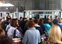Пассажиров эропорта Пулково эвакуировали из-за угрозы теракта