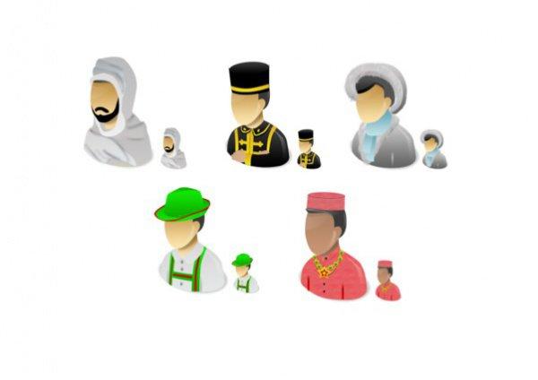 К каким расам и национальностям принадлежали пророки?