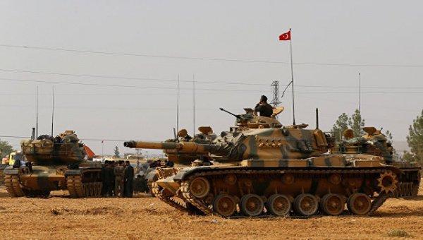 Турция несет потери вСирии