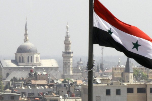 Пути решения сирийского конфликта.