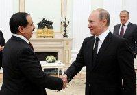 Короля Бахрейна впечатлило российское оружие