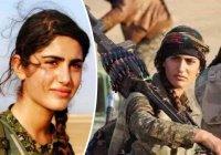 В Сирии погибла «курдская Анджелина Джоли»