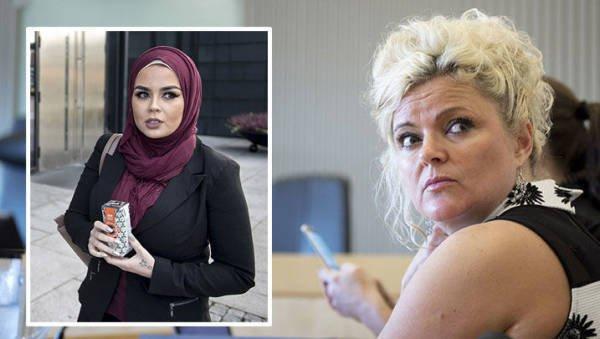 ВНорвегии владелицу парикмахерской оштрафовали заотказ обслуживать женщину вхиджабе