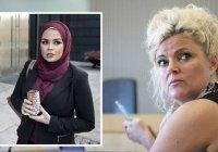 Парикмахер, выгнавшая мусульманку, предстала перед судом