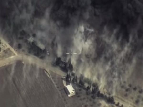 ВСирии два главаря боевиков ликвидированы при авиаударе