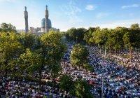 В Санкт-Петербурге в Курбан-байрам изменится схема движения