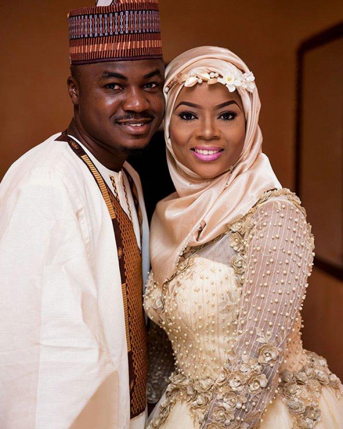 21 потрясающе красивый свадебный хиджаб