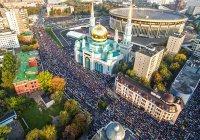 В Москве Курбан-байрам отметили 200 тысяч человек