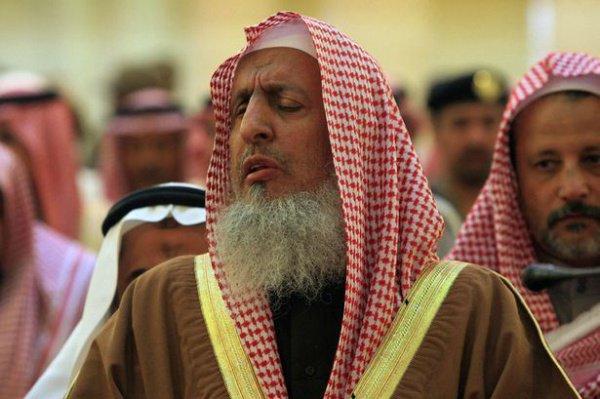Шейх Абдель аль-Азиз аш-Шейх.