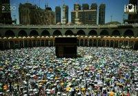 Такой яркой Масжид аль-Харам вы еще никогда не видели
