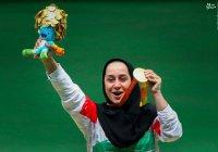 Мусульманка в хиджабе завоевала золото Паралимпиады в Рио