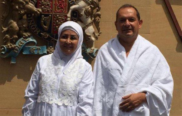 ВСаудовской Аравии британский посол принял ислам