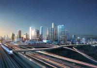В Дубае появится «город будущего» (Фото)