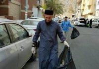 Мусульмане Татарстана провели в Мекке субботник (Фото)