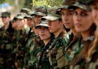 На борьбу с ИГИЛ бросят «Солнечных девушек»