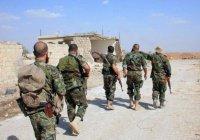 Дамаск готов одновременно с оппозицией отвести войска от Алеппо