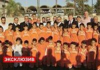 Сирийская команда произвела фурор на юношеском турнире по футболу