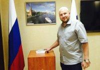 Татарстанские хаджии проголосовали в Джидде (Фото)