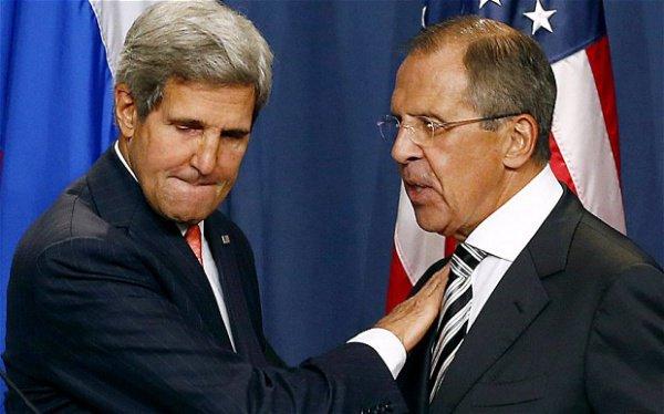 Деликатный подход: соглашение Лаврова и Керри по Сирии
